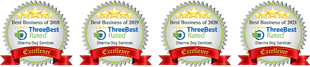 Dharma best rated business 2018, 2019, 2020 and 2021
